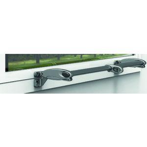Folding opener link bar
