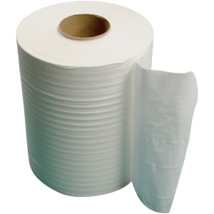 Paper cleaning rolls