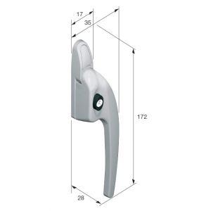 select compact handle