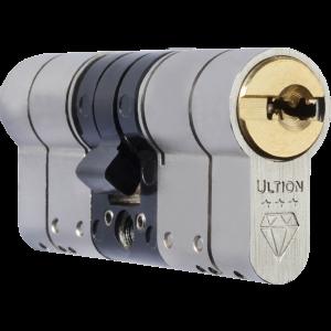 Ultion 3* euro cylinder lock